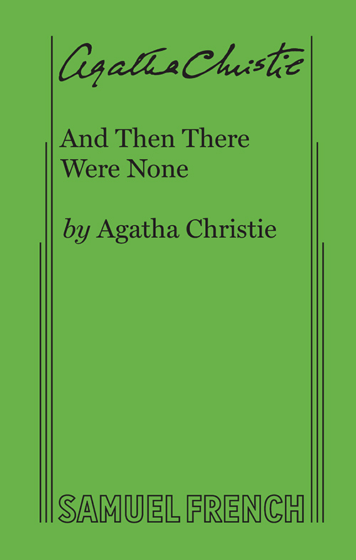 And Then There Were None - Play