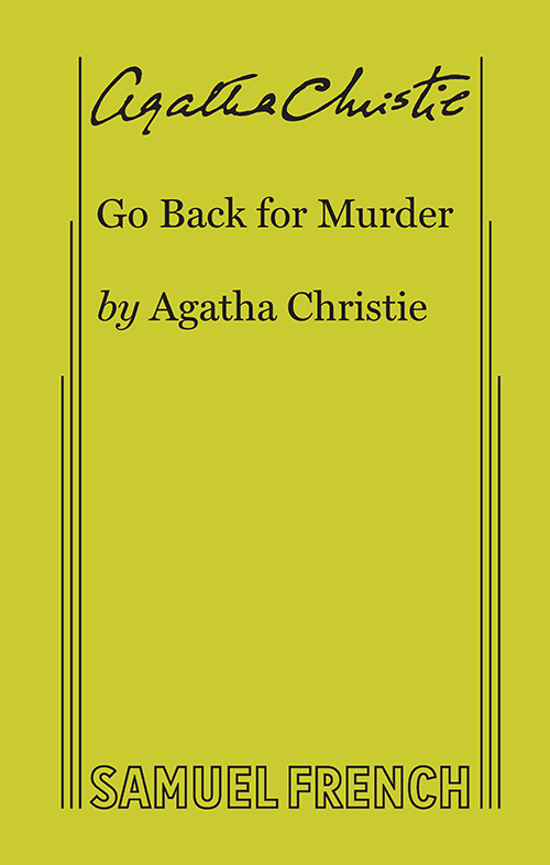 Go Back for Murder - Play