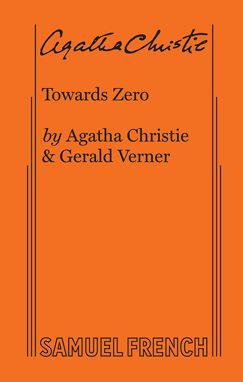 Towards Zero - 1956 Play