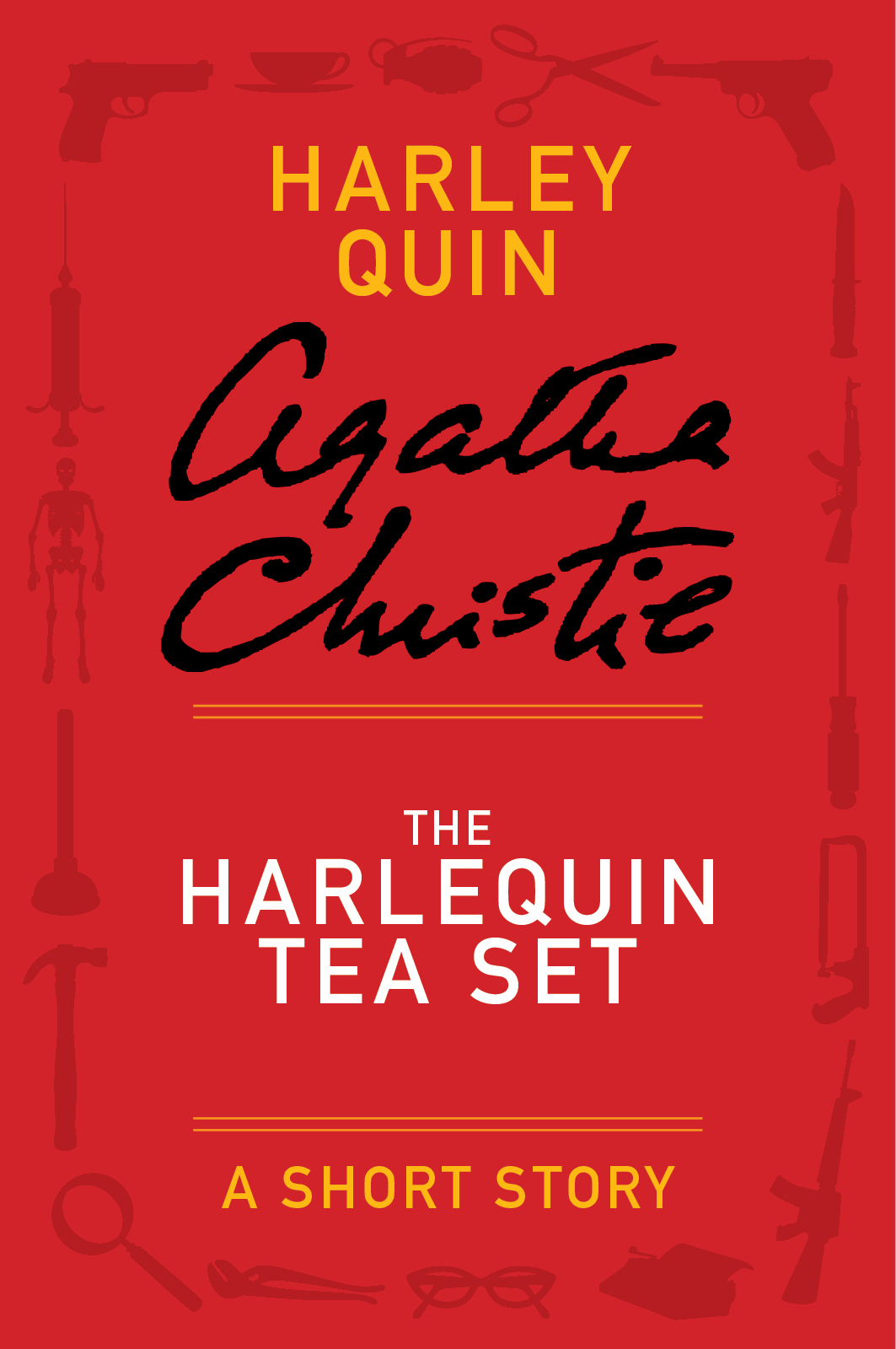 Harlequin-Tea-Set