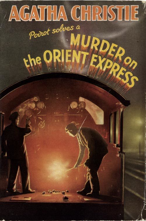 Murder On The Orient Express Facsimile Uk And Us